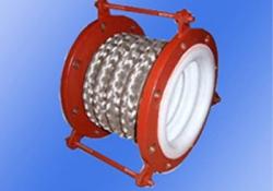 天津HF02-5中压网套四氟复合补偿器