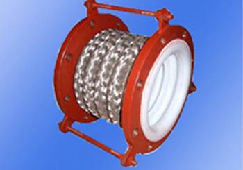 波纹管四氟补偿器的工作原理与使用范围